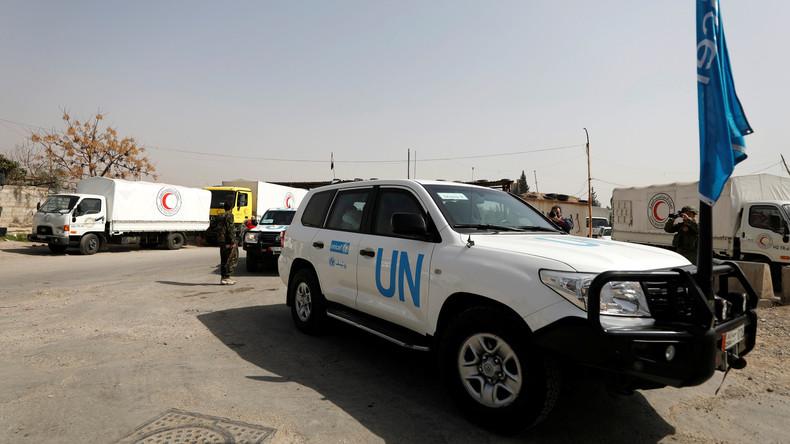 UN legt lange Liste mit Verstößen gegen Menschenrechte vor