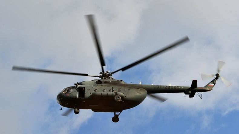 Russischer Hubschrauber in Tschetschenien abgestürzt – mehrere Tote