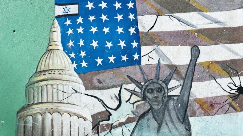 """Colin Powells Ex-Stabschef warnt vor Weltkrieg: """"Israel treibt USA in Krieg mit Iran"""""""