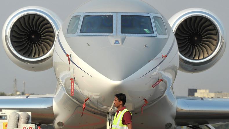 Air India darf für Israel-Flüge erstmals Saudi-Arabien überqueren