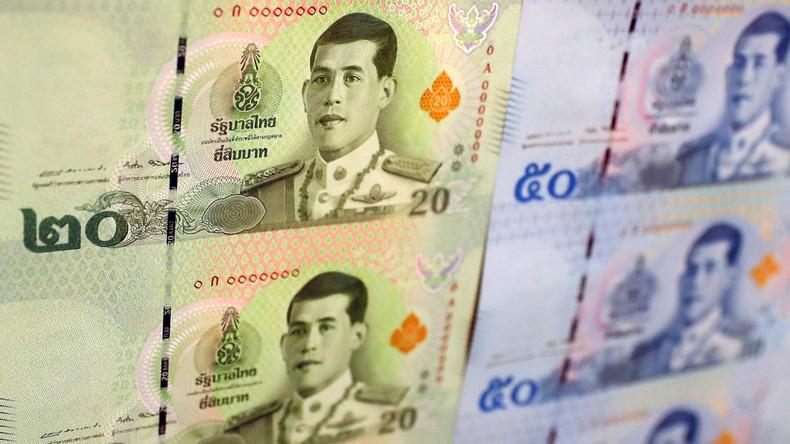 Thailand bekommt Geldscheine mit neuem König