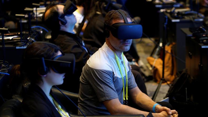 Fehler legt VR-Brillen von Facebook-Firma Oculus lahm