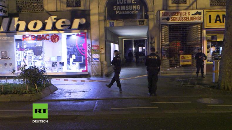 Zwei Messerangriffe in Wien: Vier Menschen schwer verletzt – Mann aus Afghanistan festgenommen