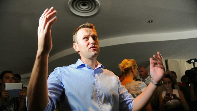 Ultranationalist Nawalny: EU sollte Wahl in Russland nicht anerkennen