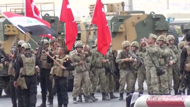 Gegen irakische Kurden: Türkei erwägt gemeinsame Operation mit Bagdad