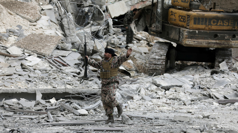 Syrien in Schutt und Asche: Die Schuld von Recep Tayyip Erdoğan (II)