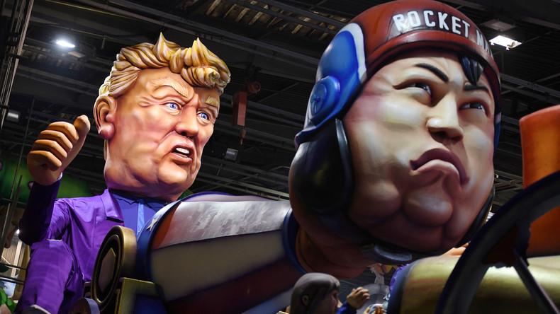 Kim Jong-un und Trump sind zu Gipfeltreffen bereit