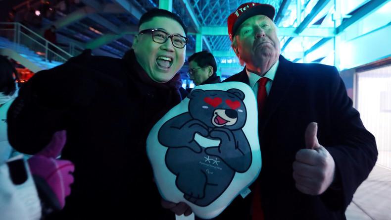 Donald Trump und Kim Jong-un vereinbaren Treffen (Video)