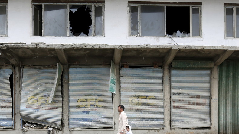 Islamischer Staat erklärt Afghanistan zu neuem Schwerpunktgebiet