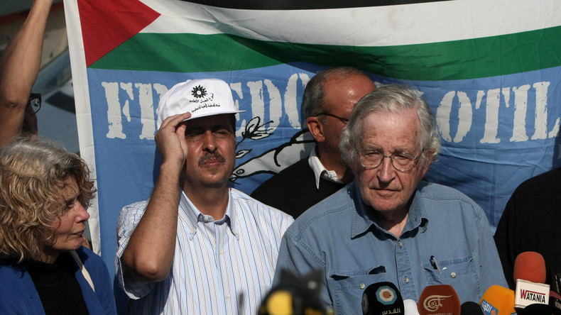 Interview mit Noam Chomsky: Die unangefochtene Dominanz der USA ist vorbei (Video)