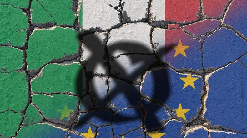 Italienischer Tsunami für die EU: Wenn Lega und Fünf Sterne koalieren