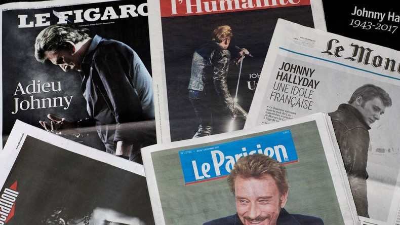 Pressefreiheit auf Französisch: Paris will Arbeit von RT und Sputnik erschweren