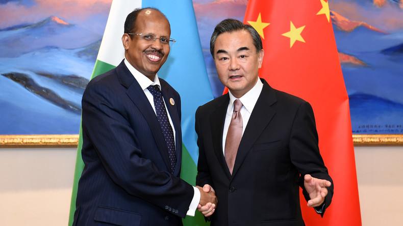 Im Osten erglüht die Sonne: USA reagieren hysterisch auf Chinas Afrika-Politik