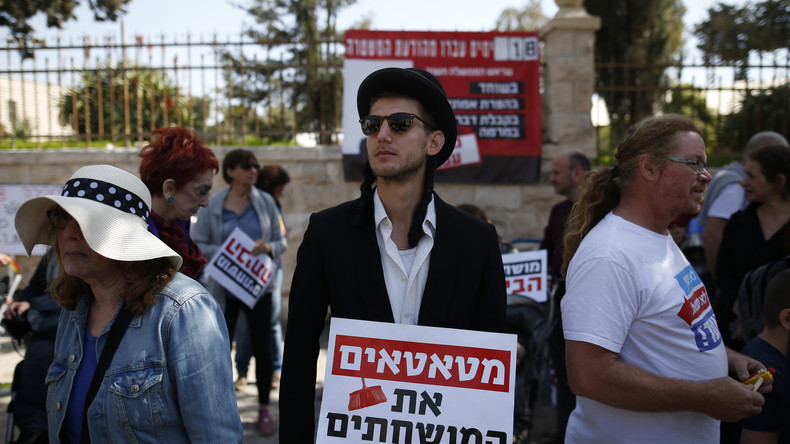 Korruption im Endstadium: Israels Premierminister Netanjahu bald im Gefängnis?