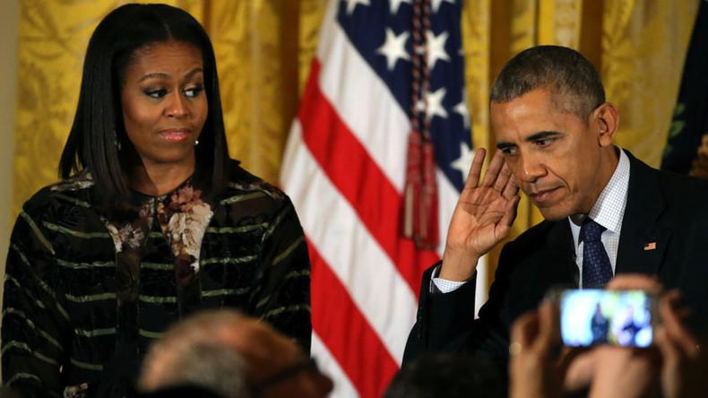 Medienberichte: Netflix produziert neue TV-Show mit Barack und Michelle Obama