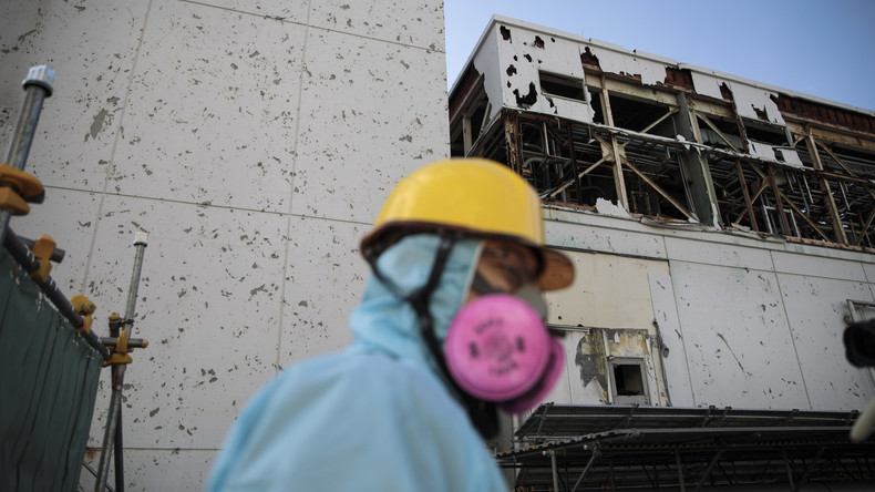 Das Eis bricht: Katastrophen-Reaktor in Fukushima läuft aus