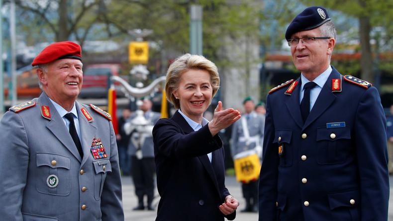 Medien: Von der Leyens Personalchef soll Generalinspekteur werden