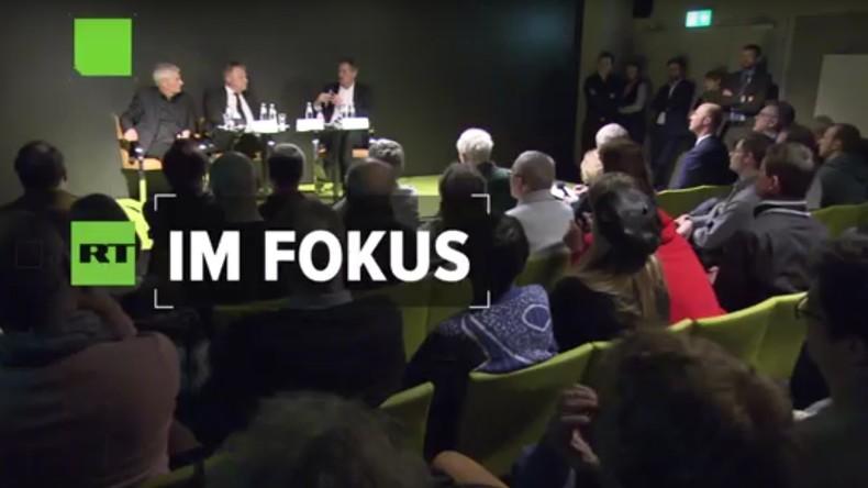 BND-Präsident Bruno Kahl zur deutschen Rolle im Cyberkrieg (Video)
