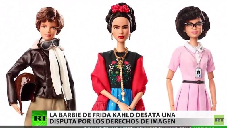 Frida Kahlos Familie ist nicht begeistert von deren Barbie-Puppen-Version