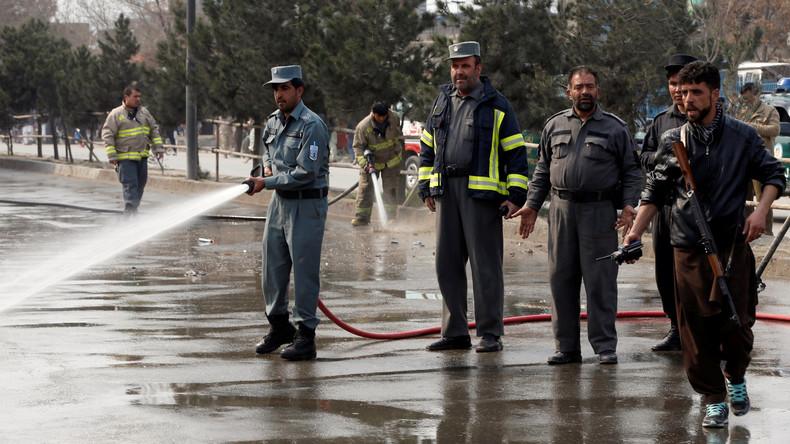 Zahl der Toten nach IS-Anschlag auf Schiiten in Kabul steigt auf zehn