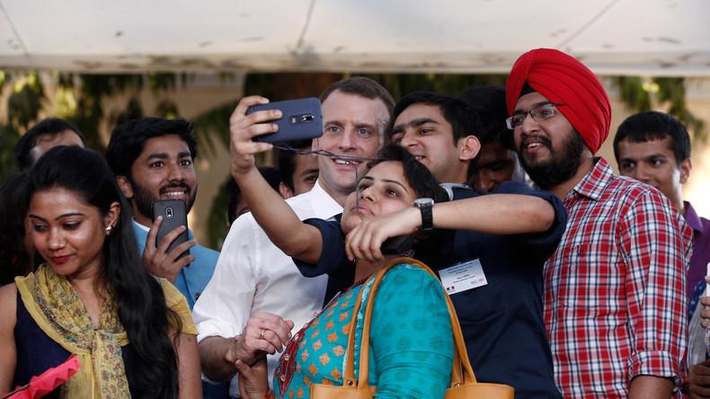 Indische und französische Firmen schließen Milliarden-Deals