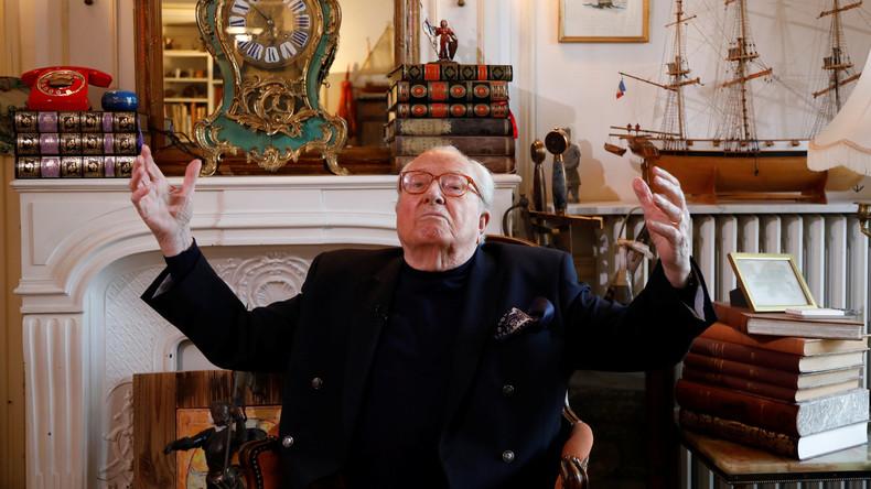 Front National schließt Parteigründer Jean-Marie Le Pen endgültig aus