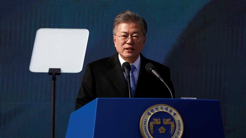 Der falsche Mann: Türkischer TV-Sender missbraucht Foto von Südkoreas Staatschef