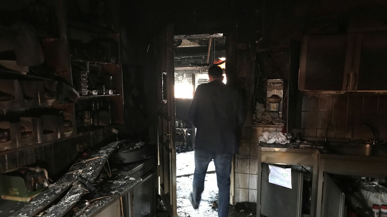 Brandanschläge auf Moscheen und Türkisch-Deutschen Freundschaftsverein