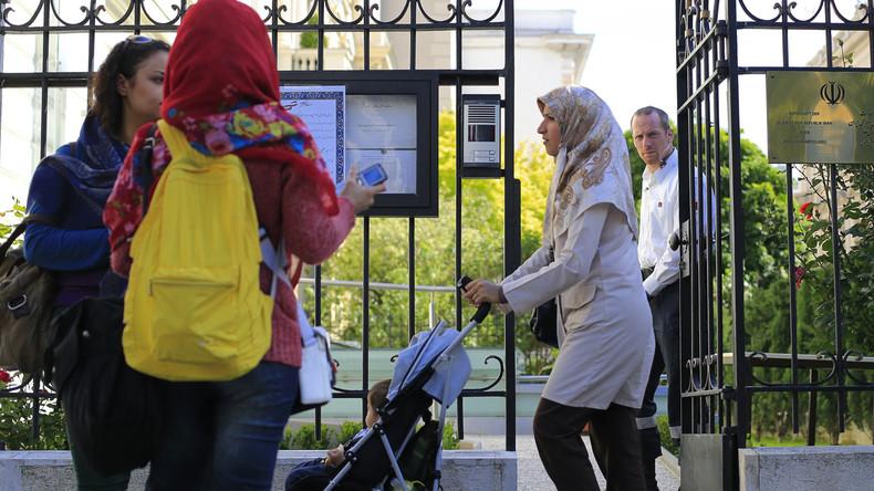 Messer-Angreifer vor Irans Botschafter-Residenz in Wien erschossen