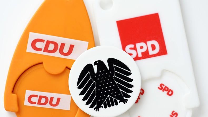 Der GroKo-Fahrplan: Was Union und SPD bis wann erreichen wollen