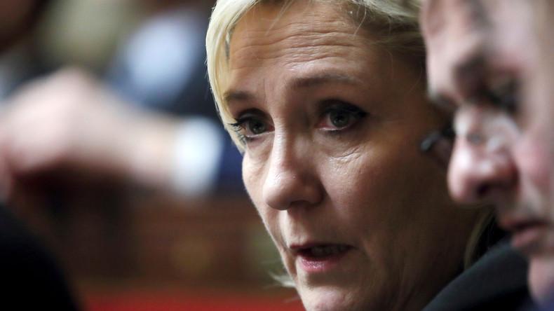 Marine Le Pen und derFrontNational- Auf in den Mainstream?