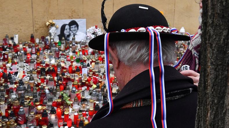 Nach Journalistenmord in Slowakei: Innenminister tritt zurück