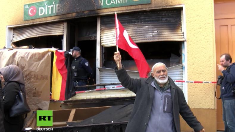 Wegen türkischer Offensive in Afrin? Brandanschläge auf Moscheen in Berlin und Heilbronn