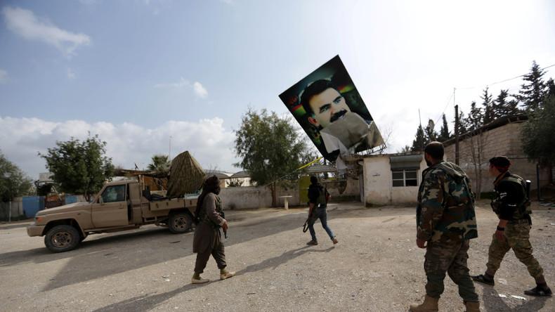 """Exklusiv-Interview mit Kurden-Sprecherin: """"USA kennen nur ihre eigenen geopolitischen Interessen"""""""