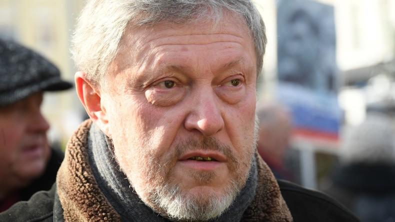 Grigori Jawlinski – Jabloko
