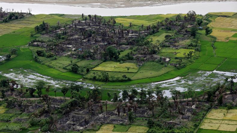 Flucht ohne Rückkehr: Myanmar bebaut ehemaliges Rohingya-Gebiet