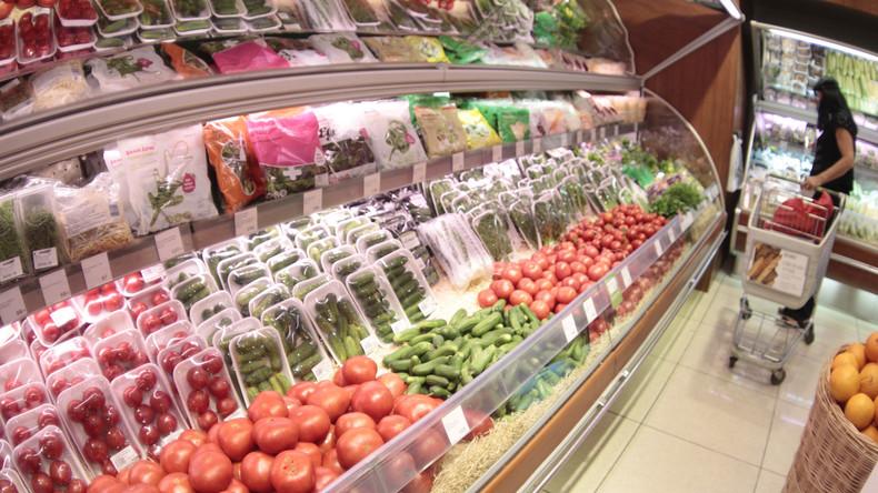 Dank internationaler Sanktionen: Verdoppelung der russischen Lebensmittelexporte bis 2025 erwartet