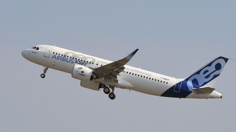 Indien verhängt Flugverbot für bestimmte Airbus A320neo