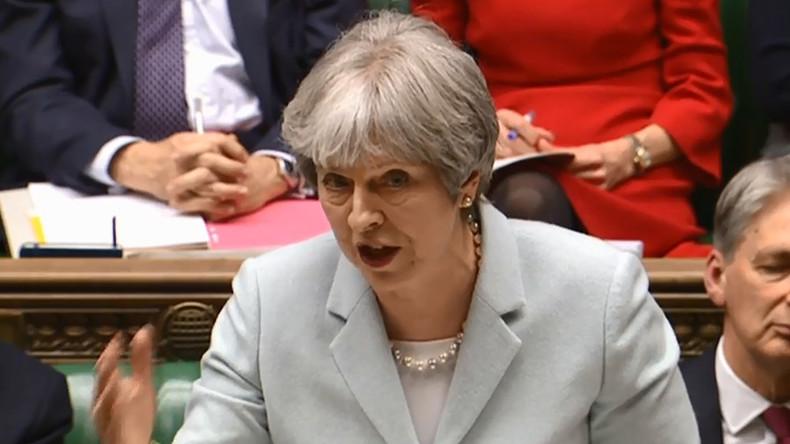 """Theresa May: Russland höchstwahrscheinlich für """"Fall Skripal"""" verantwortlich"""