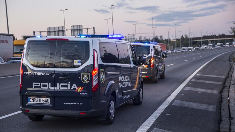 Menschenhändlerring in Spanien zerschlagen: 155 Personen festgenommen
