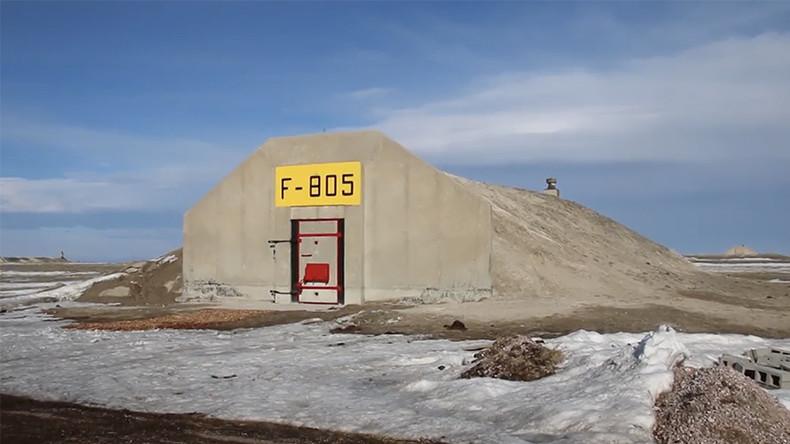 Allzeit bereit: US-Bürger verwandelt Militärbunker in Notunterkünfte für Atomkrieg oder Katastrophen