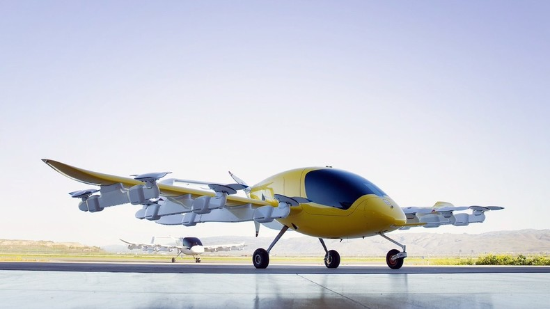 Google-Mitbegründer kündigt Massenproduktion fahrerloser Lufttaxis in Neuseeland an