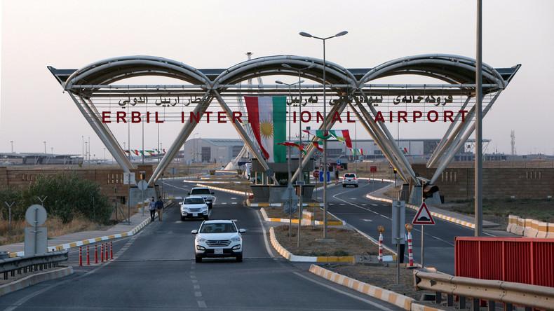 Irakische Regierung hebt Blockade des Luftraums der Kurdengebiete auf