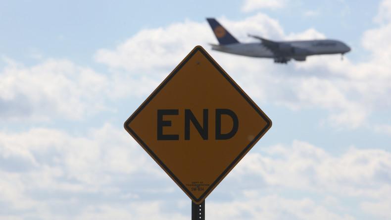 Lufthansa Konzern Streicht Direktflug Von Berlin Nach New York Rt