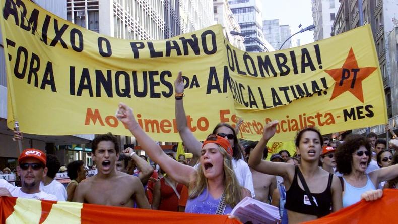"""Kontrapunkt zu """"elitärem"""" Davos: 14. Weltsozialforum beginnt in Brasilien"""