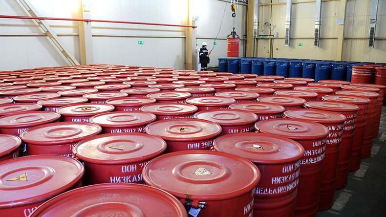 China darf als erstes ausländisches Land in den russischen Uranbergbau investieren
