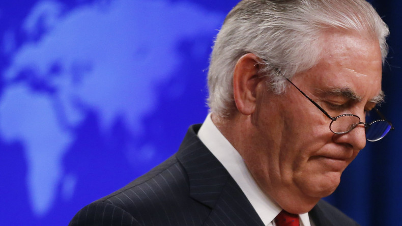 Rex Tillerson: Russlands Isolation nützt niemandem