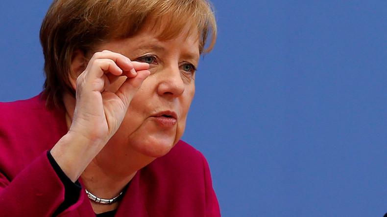 Merkel verurteilt Giftanschlag in Salisbury und erwartet rasche Antworten von Russland