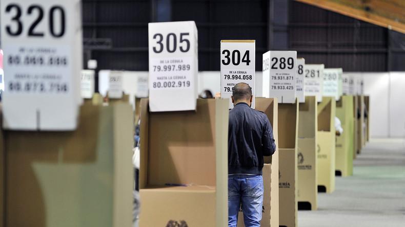 Kolumbien: Zahlreiche Unregelmäßigkeiten bei Parlamentswahl