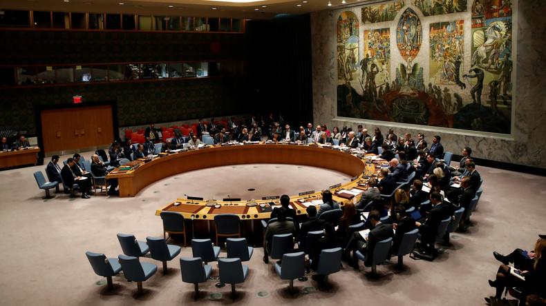 Salisbury-Affäre: Großbritannien will Dringlichkeitssitzung des UN-Sicherheitsrats